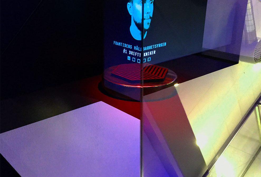 Kretseum hologram